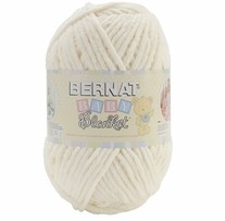 Bernat� Baby Blanket� Big Ball Yarn Vanilla 10.5oz