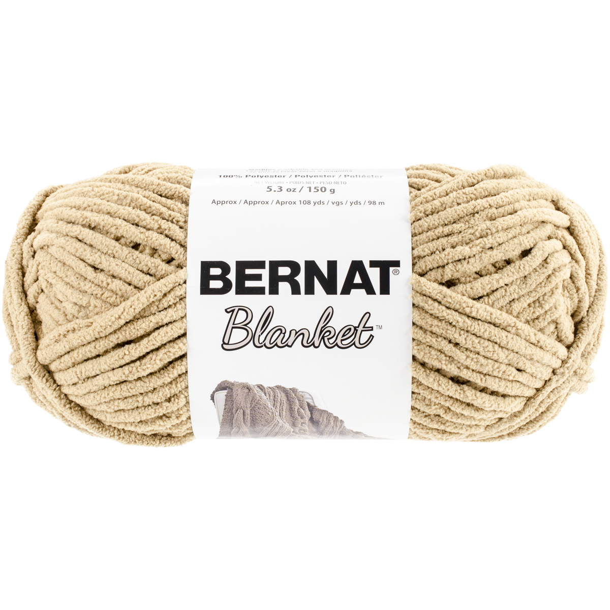 Crochet Patterns For Bernat Blanket Yarn : Discount Yarn ? Bernat Yarn - Discount Bernat Yarn ? Blanket Yarn ...
