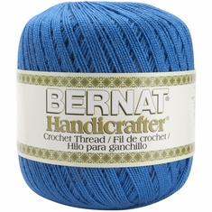 Bernat Handicrafter Crochet Thread 3oz - Click to enlarge