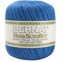 Bernat� Handicrafter� Crochet Thread 3oz