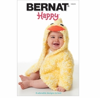 Bernat Happy Pattern Book