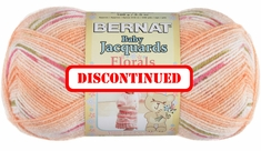 Bernat Baby Jacquards Yarn - DISCONTINUED - Click to enlarge