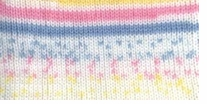 Bernat® Baby Jacquards Yarn Morning Glory