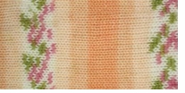 Bernat Baby Jacquards Yarn Orange Blossom