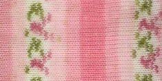 Bernat® Baby Jacquards Yarn Rosebud - Click to enlarge