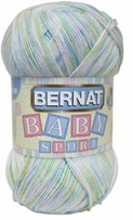 Bernat Big Ball Baby Sport Ombre Yarn