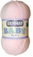Bernat® Big Ball Baby Sport Yarn Solids