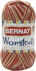 Bernat® Big Ball Worsted Ombre Yarn - Click to enlarge