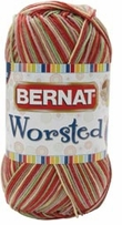 Bernat® Big Ball Worsted Ombre Yarn