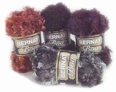 Bernat Boa Yarn - Click to enlarge