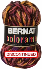 Bernat Colorama - DISCONTINUED - Click to enlarge