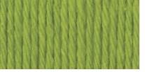 Bernat Handicrafter Cotton Yarn Solids Hot Green