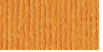 Bernat Handicrafter Cotton Yarn Solids Hot Orange