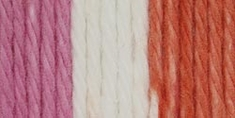 Bernat Handicrafter Cotton Stripes Yarn In Motion - Click to enlarge