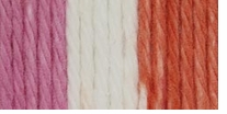 Bernat® Handicrafter Cotton Yarn Stripes In Motion