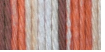 Bernat Handicrafter Cotton Yarn Stripes Natural