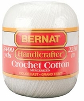 Bernat® Handicrafter Crochet Cotton Thread