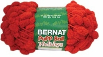Bernat® Puff Ball Yarn