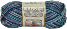 Bernat Satin Ombre Yarn - Click to enlarge