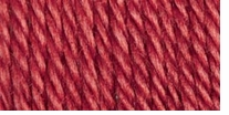 Bernat Satin Solid Yarn Rouge