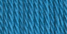 Bernat Satin Yarn Teal - Click to enlarge