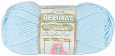 Bernat Satin Yarn - Click to enlarge