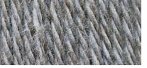 Bernat Satin Yarn Solids Grey Mist Heather