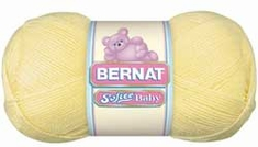 Bernat® Softee Baby Yarns - Click to enlarge