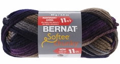 Bernat� Softee� Chunky Ombre Yarn - Click to enlarge