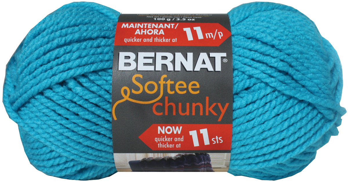 Bernat Collegiate Chunky Yarn Patterns images