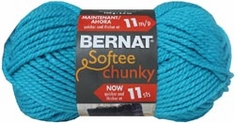 Bernat® Softee Chunky Yarn - Click to enlarge