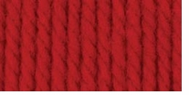 Bernat Softee Chunky Yarn Berry Red