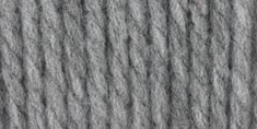 Bernat® Softee Chunky Yarn Grey Heather - Click to enlarge