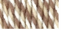 Bernat Softee Chunky Yarn Taupe Twists