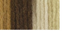 Bernat® Super Value Ombre Yarn Adobe