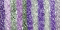 Bernat Super Value Ombre Yarn Fresh Lilac Ombre