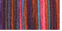 Bernat® Super Value Ombre Yarn Sedona Sunset
