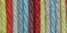 Bernat Super Value Ombre Yarn Techno Ombre - Click to enlarge