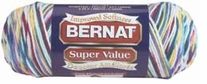 Bernat Super Value Ombre Yarn