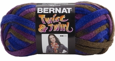 Bernat® Twist 'n Twirl Yarn - Click to enlarge