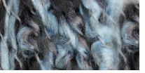 Bernat� Soft Boucle� Yarn Super Bulky Steel Blue