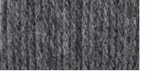 Bernat Super Value Solid Yarn Dark Grey