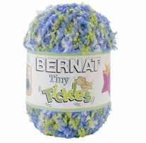 Bernat Tiny Tickles Yarn Splash Park