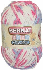Bernat Yarn Baby Blanket Yarn 10.5oz - Click to enlarge