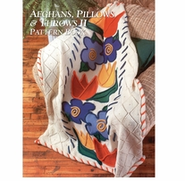 Bond America Books Afghans, Pillows & Throws Volume 2