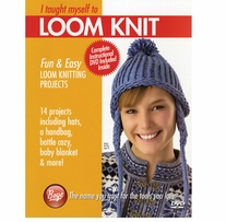 Boye Book I Taught Myself To Loom Knit