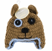 Boye Crocheted Hats For Babies Puppy