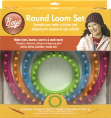 Boye Round Loom Set - Click to enlarge
