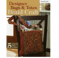Braid Craft Books Designer Bags & Totes