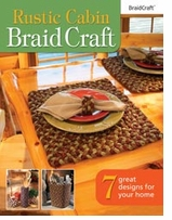 BraidCraft Books Rustic Cabin BraidCraft